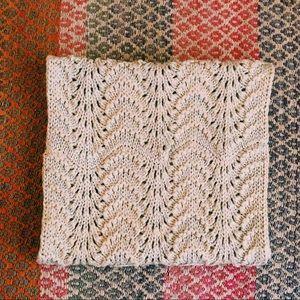 Saks Fifth Avenue infinity scarf